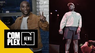 Charlamagne Tha God Says Kanye's Next Album is About 'Real Sh*t'