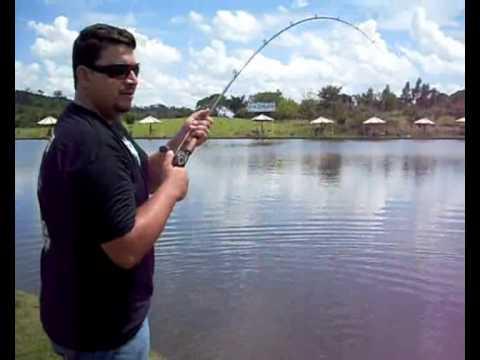 Baratão - TV Rota Da Pesca -  Tambacú No Camarão.wmv