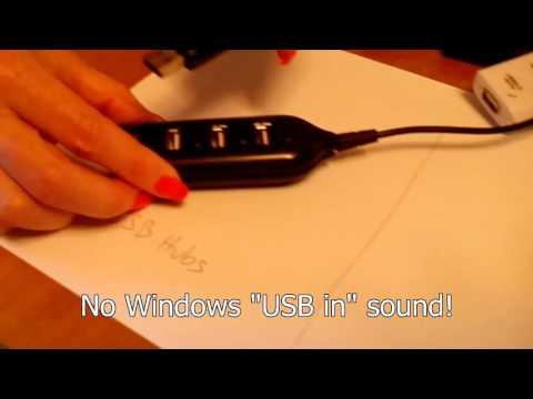 Fake USB Hubs - YouTube