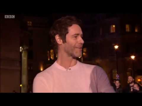 Take That Howard Donald   One Show 2019
