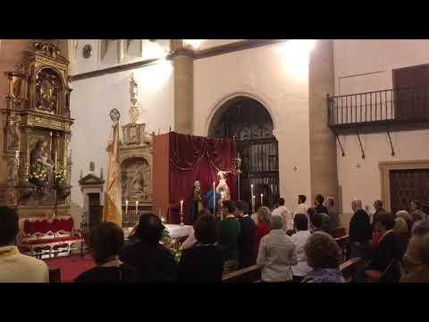 Canto De La Salve - Triduo Virgen De La Saleta Zamora 2017