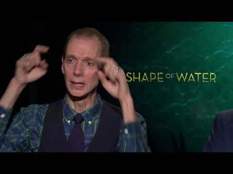 How Doug Jones Became Amphibian Man in THE SHAPE OF WATER