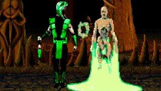 [TAS] Ultimate Mortal Kombat Trilogy hack  - Reptile