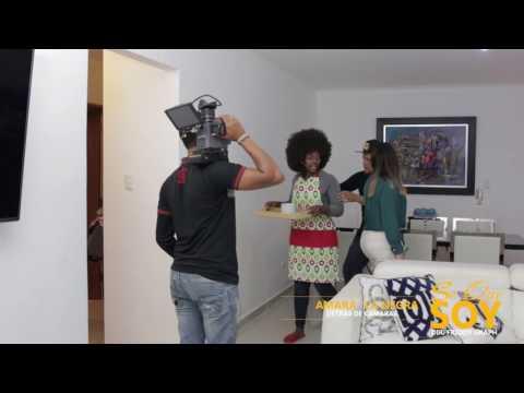 Amara La Negra - Se Que Soy - DETRAS DE CAMARAS
