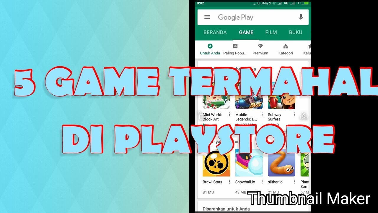 Bahas-bahas game bareng My Life REVIEW 5 GAME TERMAHAL DI ...