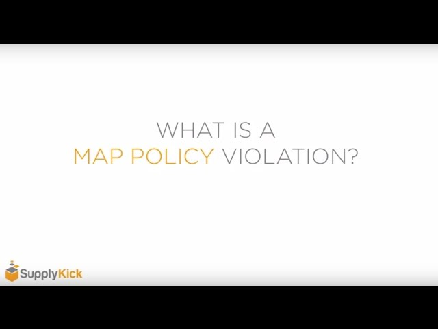 What Is A MAP Policy Violation - Map violation