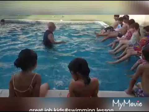 Swimming Lesson #2