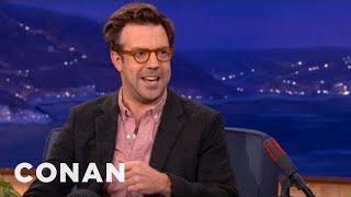 Jason Sudeikis' Tips On Playing Mitt Romney - CONAN on TBS