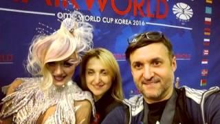 Чемпіонка світу з перукарського мистецтва Ірина Раєвська в ефірі Радіо Трек