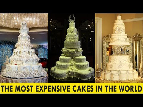 The Most Expensive Cakes In The World -Top 10 | Top10WorldTrend