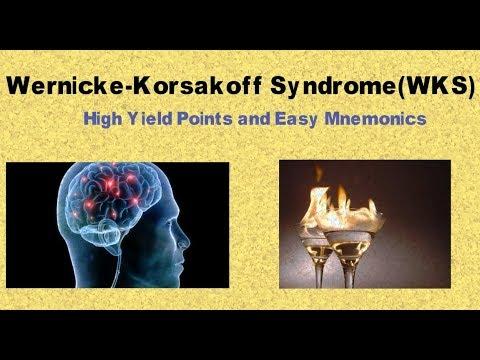 wernicke korsakoff syndrom