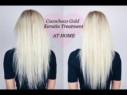 COCOCHOCO GOLD Keratin Treatment - AT HOME | Viktoria Livshits