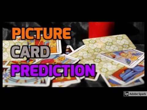 ONLINE MAGIC TRICKS TAMIL I ONLINE TAMIL MAGIC #292 I PICTURE CARD PREDICTION