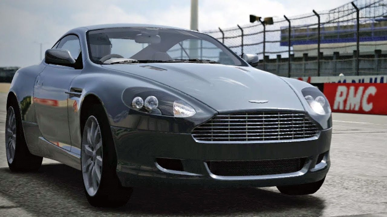 Forza Motorsport 4 Aston Martin Db9 Coupe 2005 Test Drive Gameplay Hd 1080p60fps Youtube