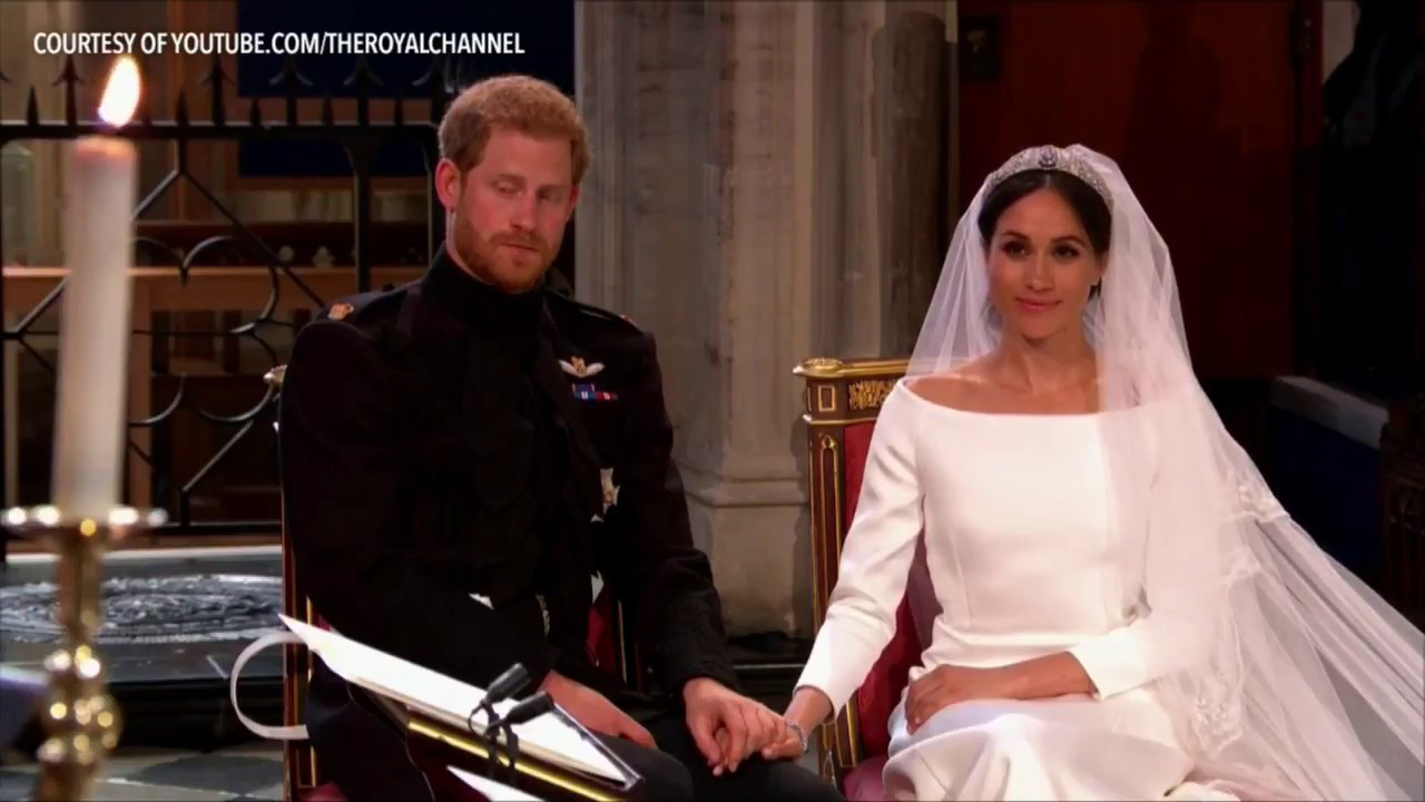 Royal Wedding Youtube.Reverend Curry Fires Up Royal Wedding With Love Sermon Youtube