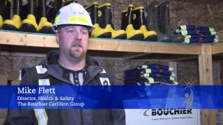 Bouchier Carillion Health & Safety Excellence