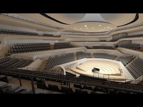How algorithms helped design a concert hall - BBC Click