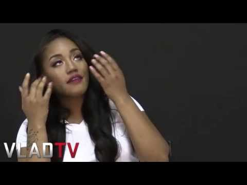 Jhonni Blaze on Past as Prostitute, Tears Up Over Deceased Lover