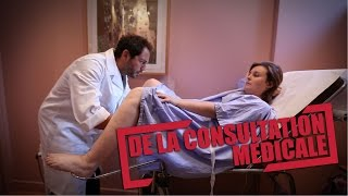 Repeat youtube video La Normalitude de la Consultation Médicale - EP23 - Valentine Féau