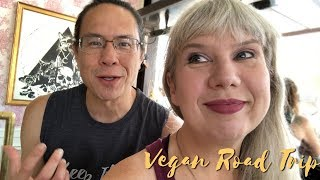 Vegan Roadtrip: San Diego! Music, Munchies & Museum.