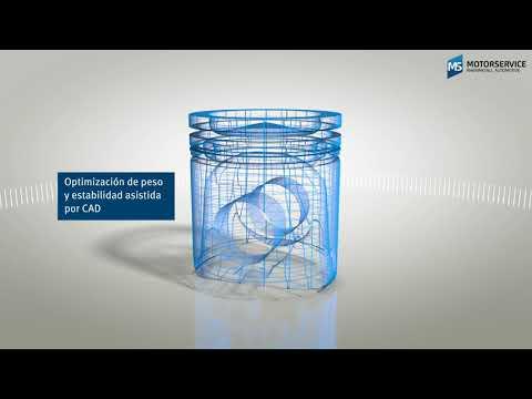 Así funcionan los pistones (animación 3D)- Motorservice Group