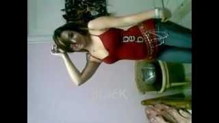 رقص فتاة ليبية على اغنية سماحه .mp4