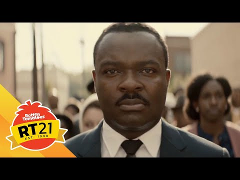 21 Most Memorable Movie Moments: Crossing the Edmund Pettus Bridge in Selma (2014)