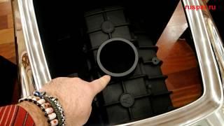 Чугунная печь для бани. Чугунка от Термофор.(Чугунная банная печь с открытой каменкой Чугунка. Новинка Термофора 2017 года., 2017-02-11T12:21:30.000Z)