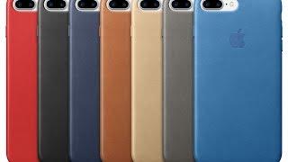 Оригинальные чехлы Apple для iPhone - как определить подделку?