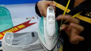 DigiCity Sơn Tây đào tạo tư vấn bàn là hơi nước Panasonic NI - L700SSGRA_25/11/2016.
