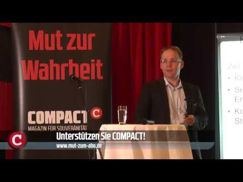 COMPACT Live: Energiewende – Zukunftstechnologie oder ökonomischer Unsinn?