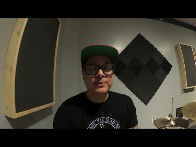 Studio Vlog 31: My Go to Drum Tuning Techniques