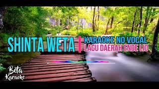 Karaoke No Vocal •||• Shinta Weta •||• Lagu Daerah Ende - Flores