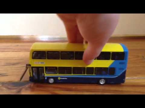My First Video and My Dublin Bus Model