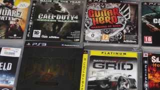 PS3 - copiar jogos para o disco interno da consola