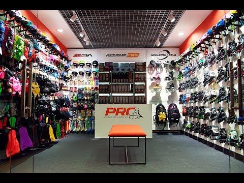 Магазин роликов PROROLIKI в РЦ Блокбастер