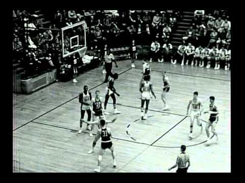1967 SMS Vs Northwest Mens Basketball Game