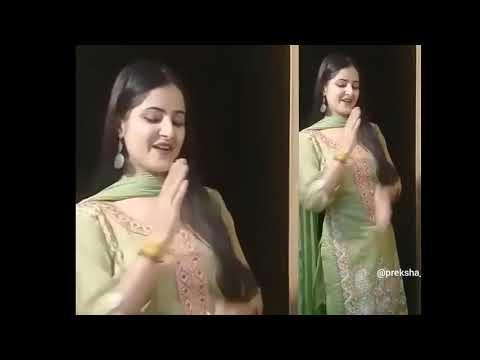 Long Lachi Song Beautiful Girl Dance