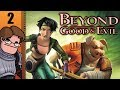 Let's Play Beyond Good and Evil HD Part 2 (Patreon Chosen Game)