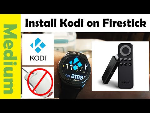 BEST   How to install Kodi on Amazon FireStick without Computers   Simple & Fast