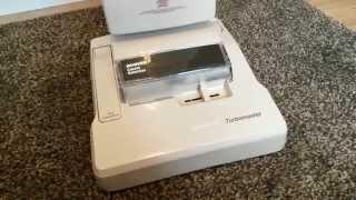 1988 Hoover Turbomaster Electronic U5080