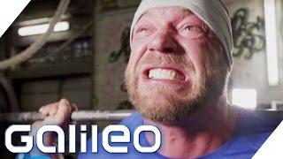 Ein Leben als Bodybuilder | Galileo | ProSieben