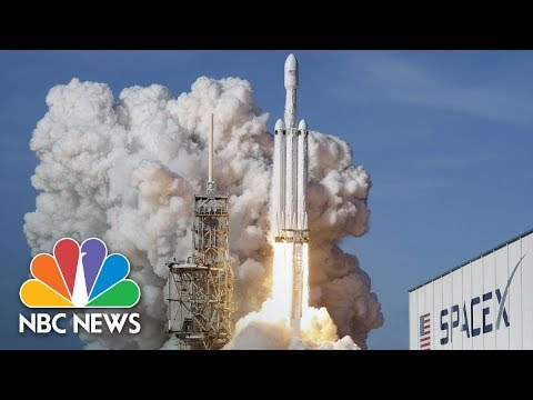 Watch live: SpaceX launches new Falcon 9 Block 5 rocket