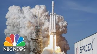 SpaceX Launches New Falcon 9 Block 5 Rocket | NBC News