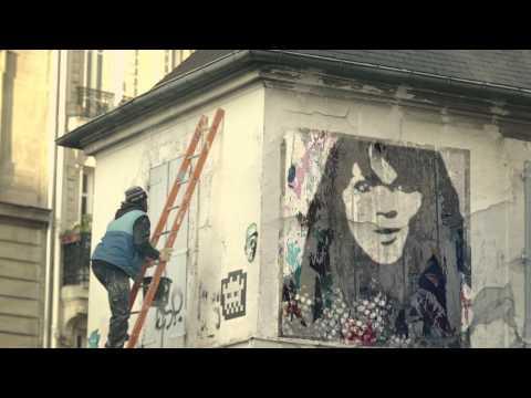 ZAZ & PABLO ALBORAN - Sous le ciel de Paris (Clip officiel)