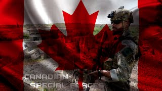"""Canadian Special Forces 2016 