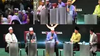 Ust Fathul Bari (Ulama Muda Umno)VS Dr Maza(Bekas Mufti Perlis) - Jangan Jadi Benteng Umno