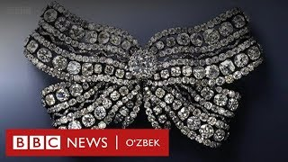 Шов-шувли ўғрилик: Жуда ноёб тақинчоқлар ўғирланди, топилармикан? - BBC Uzbek