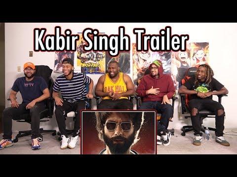 Kabir Singh – Official Trailer REACTION | Shahid Kapoor | Kiara Advani Mp3