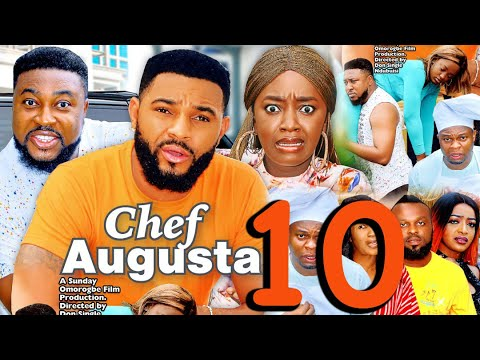 Download CHEF AUGUSTA SEASON 10 (New Movie) 2021 Latest Nigerian Nollywood Movie 1080p